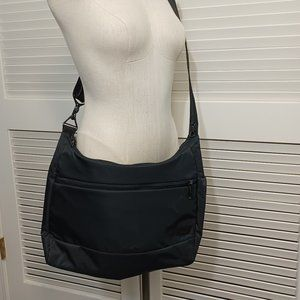 PacSafe City Safe CS200 Black Crossbody Laptop Bag